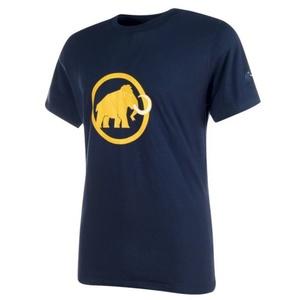 Herren T-Shirt Mammut Logo T-Shirt Men (1041-07291) marine 5118, Mammut