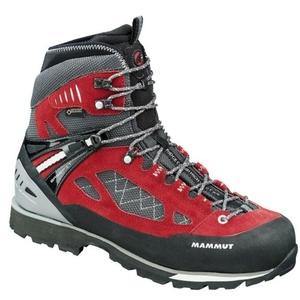 Schuhe Mammut Ridge Combi High GTX Men Lava-weiß, Mammut