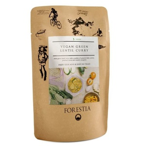 Lebensmittel Forestia vegan Gemüse Linsen (mit heizgerät), Forestia