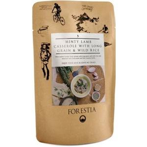 Lebensmittel Forestia Lamm eintopf Fleisch mit lange getreide a whitewater Reis mit heizgerät, Forestia