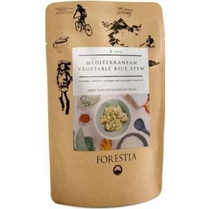 Lebensmittel Forestia das Mittelmeer Gemüse gedämpft Reis (mit heizgerät), Forestia