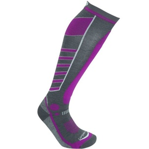 Socken Lorpen T3 Ski Light (S3WL) 5846 LIGHT GRAU, Lorpen