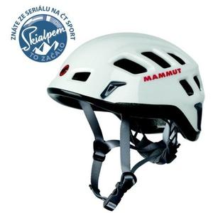 Bergsteigen Helm Mammut Rock Rider white-rauch Größe 2, Mammut