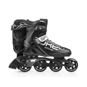 In-line Skates Spokey PRIME black, Spokey