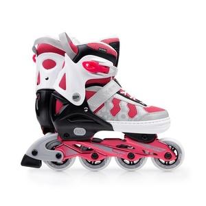 In-line Skates Spokey MADDOX grau-pink, Spokey