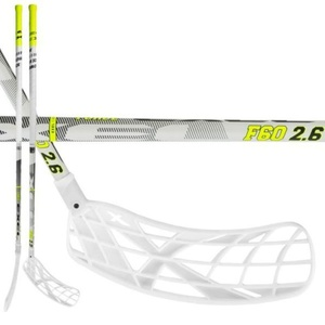 Floorball Stock Exel F60 WEISS 2.6 103 ROUND MB, Exel