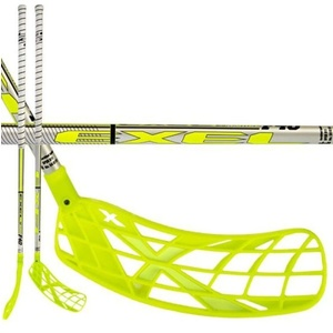 Floorball Stock Exel F40 WEISS 2.6 101 ROUND SB, Exel