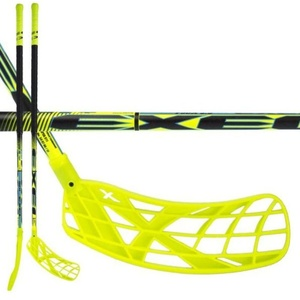 Floorball Stock Exel F50x 2.9 black 98 ROUND MB, Exel
