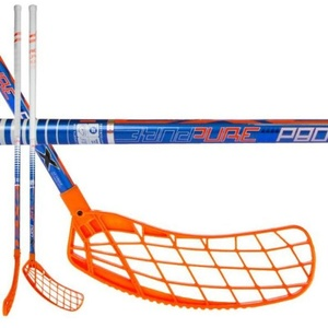 Floorball Stock Exel P80 BLAU 2.6 101 OVAL MB, Exel