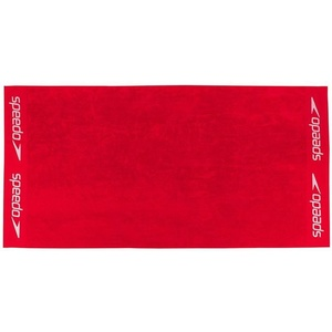 Handtuch Speedo Leisure Handtuch 100x180cm Red 68-7031e0004, Speedo