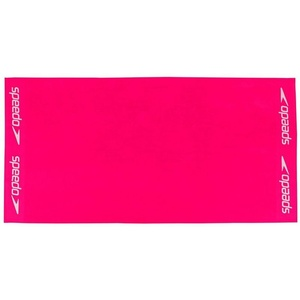 Handtuch Speedo Leisure Handtuch 100x180cm Raspberry Fill 68-7031e0007, Speedo