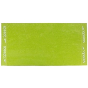 Handtuch Speedo Leisure Handtuch 100x180cm Apple Green 68-7031e0010, Speedo
