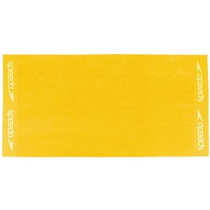 Handtuch Speedo Leisure Handtuch 100x180cm Empire Yellow 68-7031e0014, Speedo