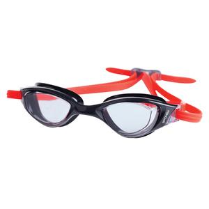 Schwimm- Brille Spokey FALCON schwarz und rot, Spokey