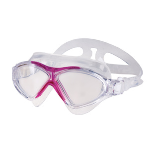 Schwimm- Brille Spokey VISTA JUNIOR transparent Pink, Spokey