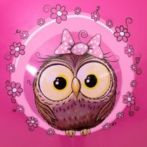 Spring Ball Spokey LITTLE OWL 60 cm, Spokey