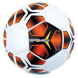 Spokey HASTE fußball Ball Grösse. 5, rot-schwarz, Spokey