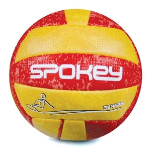 Spokey STREAK II volleyball Ball red Grösse. 5, Spokey