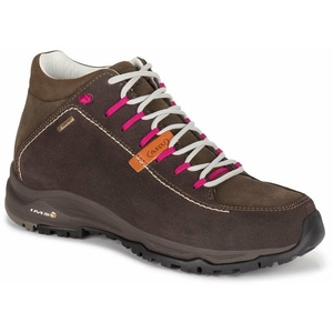 Schuhe AKU NEMES SUEDE MID GTX WS brown, AKU