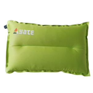 Selbstaufblasbare Kissen YATE grün 43x26x9 cm, Yate
