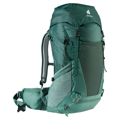 Rucksack für Damen Deuter Futura PRO 34 SL wald-meergrün, Deuter
