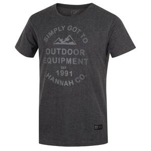 T-Shirt HANNAH Ulmenholz Dark mel, Hannah