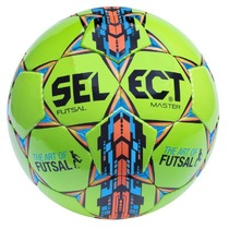 Futsal- Ball Select FB Futsal Master grün blue, Select
