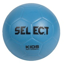 Handball Ball Select HB Soft Kids blue, Select
