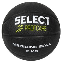 schwierig Ball Select Medicine Ball 5 Kg black, Select