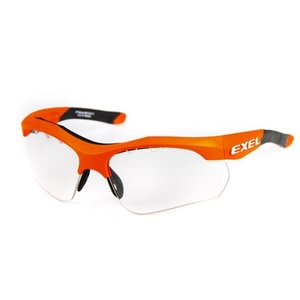 Schutz- brillenexel X100 EYE GUARD senior orange, Exel