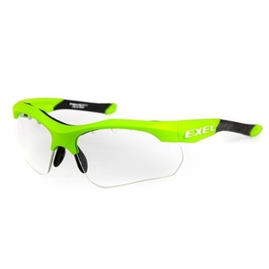 Schutz- brillenexel X100 EYE GUARD senior green, Exel
