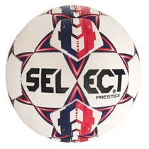 Fußball Ball Select FB Prestige weiß blue, Select
