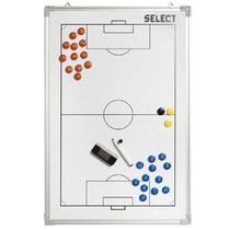 taktisch Board Select Taktik Board Alu fußball white, Select