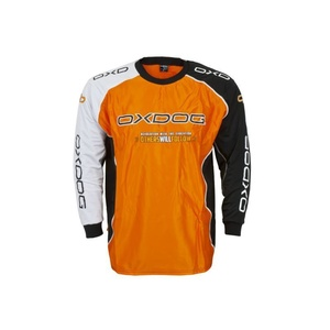 Torwart- Weste OXDOG TOUR GOALIE VEST ORANGE, Oxdog