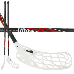 Floorball Stock OXDOG VIPER SUPERLIGHT 27 BK 101 OVAL TIP MBC, Oxdog