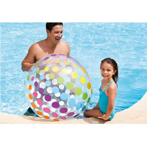 Aufblasbare Ball Intex Jumbo 107 cm 59065, Intex