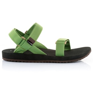 Sandalen SOURCE Urban Men's Leather Green, Source