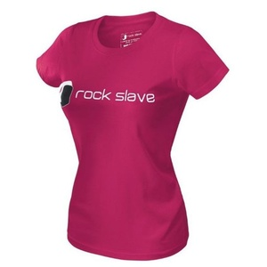 Damen T-Shirt Ferrino Rock Slave Basic Pink 21800NNN, Ferrino