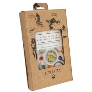 Lebensmittel Forestia das Mittelmeer Gemüse mit gedämpft Reis (mit heizgerät), Forestia