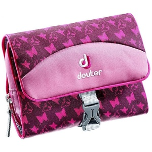 Kinder  Tasche Deuter Wash Bag Kids magenta, Deuter