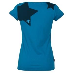 T-Shirt Rafiki Jay Enamel Blue, Rafiki