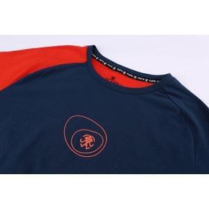 T-Shirt Rafiki Jamar Majolika Blue, Rafiki
