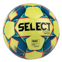 Futsal- Ball Select FB Futsal Mimas Gelb blue, Select