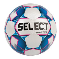 Futsal- Ball Select FB Futsal Mimas Light weiß blue, Select