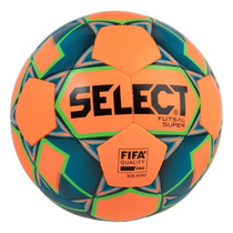 Futsal- Ball Select FB Futsal Super orange blue, Select