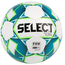Futsal- Ball Select FB Futsal Super weiß blue, Select