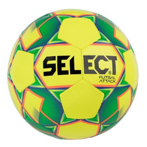 Futsal- Ball Select FB Futsal Attack Gelb green, Select
