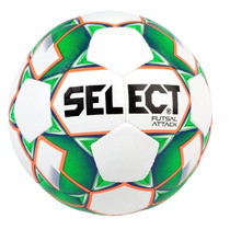 Futsal- Ball Select FB Futsal Attack weiß green, Select