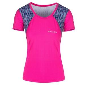 Spokey Fitness T-Shirt RAIN Pink, Spokey
