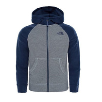 Sweatshirt The North Face B GLACIER FULL ZIP H M T92RTLMFU, The North Face